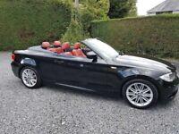 Convertible BMW 1 series 118d M Sport