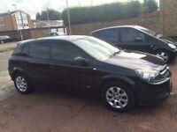 Vauxhall Astra Diesel CDTi 1.7 Black