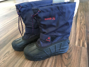 Kamik winter boots for sale