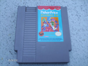 NINTENDO JEUX Fisher Price PERFECT FIT