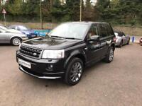 2011 Land Rover Freelander 2 2.2 SD4 Sport LE SUV 5dr Diesel Automatic 4X4