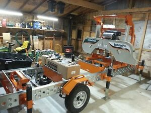 NORWOOD SAWMILL LumberPro HD36 brand new.