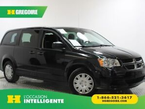 2014 Dodge GR Caravan SE Bluetooth cruise contrôl