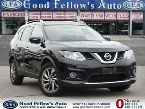 2015 Nissan Rogue SL MODEL, AWD, LEATHER SEATS, PANORAMIC ROOF,