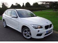 BMW X1 2.0 18d M Sport sDrive