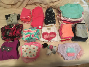 Baby girls clothing 0-3 months