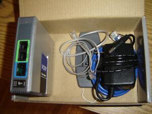 Cisco PAP2T-NA : adapteur VOIP téléphone-internet