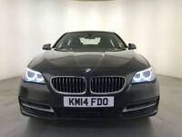 2014 BMW 520D SE DIESEL SAT NAV LEATHER INTERIOR 1 OWNER BMW SERVICE HISTORY