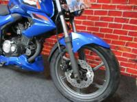 KEEWAY RKS SPORT 125 FANTASTIC 125cc MOTORCYCLE PRE REG OFFER