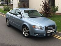 AUDI A4 2.0 TDI SE DSG AUTOMATIC*LOW MILEAGE*