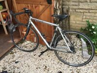 Carrera valour road pro road bike