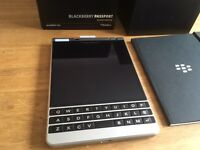 Blackberry passport silver edition brand new