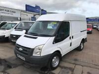 2007 57 FORD TRANSIT T330S SWB HI ROOF THE SWB THAT CARRIES MORE WEIGHT !!!