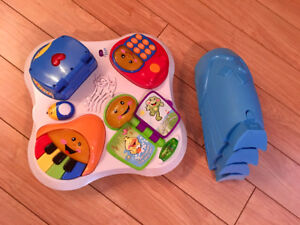 Table musicale - Fisher Price