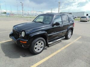 2003 Jeep Liberty Limited SUV, 4x4 $4900 Certified