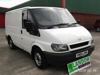 2004 Ford TRANSIT 280S Manual Van