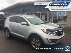 2014 Kia Sportage SPORTAGE SX  - Leather Seats - $91.28 B/W