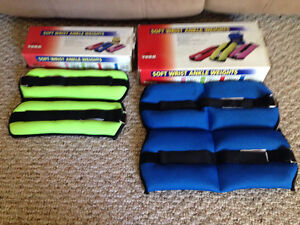 Soft Wrist Ankle Weights from York Fitness Kitchener / Waterloo Kitchener Area image 4