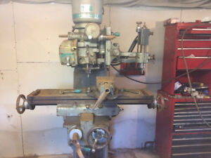 Milling Machine (Cincinatti)