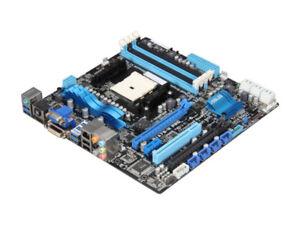 AMD A8-3870K + ASUS F1A75-M PRO