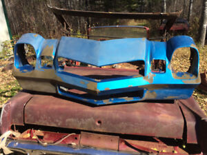 78 to 81 CAMARO FRONT BUMPER COVER