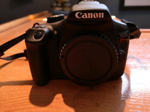 Canon EOS Rebel T6 DSLR Camera