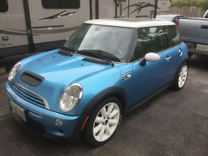 2003 MINI Mini Cooper S Hatchback