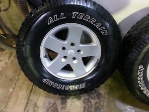 Mags jeep ou dodge