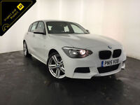 2015 BMW 120D M SPORT DIESEL 1 OWNER FINANCE PART EXCHANGE WELCOME