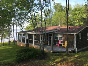 Waterfront Cottage, Bras D'Or Lakes, Marble Mountain Rd.