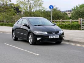 Honda Civic SI 1.4 petrol Full Service History.