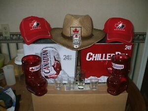 MOLSON CANADIAN MUGS,CAPS,HAT,ICE BUCKETS AND BOTTLE OPENER Regina Regina Area image 1