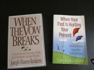 Books on Going through a  Divorce Windsor Region Ontario image 1