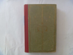 Hans Brinker by MARY MAPES DODGE - 1924 1st Edition
