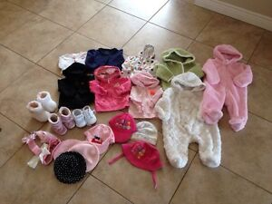 6-12 months girls clothing - over 114+ items
