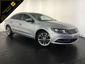 2013 63 VOLKSWAGEN CC BLUEMOTION TECH TDI 1 OWNER SERVICE HISTORY FINANCE PX
