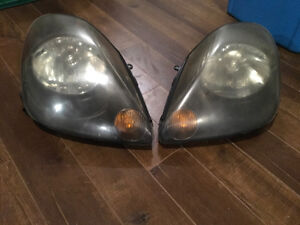 MR2 2001 head lamps,