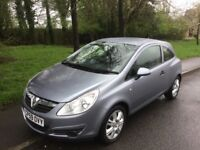 2010 Vauxhall Corsa 1.0 Life-February 2019 mot-full history-ideal first car-great value