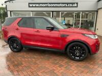 2017 Land Rover Discovery 2.0 SD4 240 HSE Auto Estate Diesel Automatic