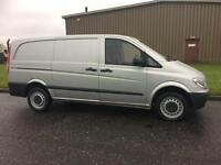 Mercedes-Benz Vito 2.1CDi 109 - Long 109CDI !! LOW MILES!!!!