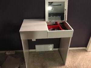 IKEA brand Makeup Vanity