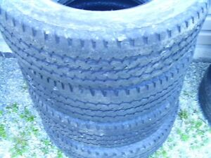 for sale 4 tires size 245/70/r17