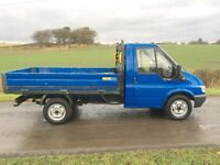 Ford Transit 300 SWB TD Dropside. *Clean Example*
