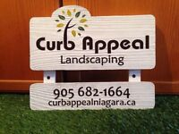 Curb Appeal Landscaping HIRING