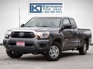 2015 Toyota Tacoma Access Cab|Back Up Cam|Bluetooth|One Owner|