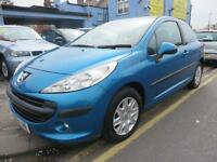 2009 Peugeot 207 1.4 HDi S 3dr (a/c)