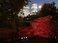 Double Room in Gay Flatshare - Poplar/Canary Wharf with a View