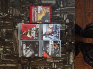 PS3 games 2$ each