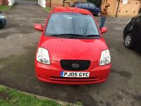 Kia PICANTO 1.0L one owner from new!