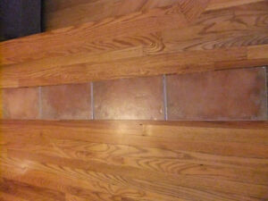 tile floor protector to use in front of fireplace 4 ft X 6 ""